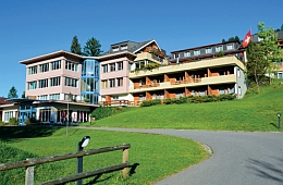 Familienhotel Alpina Adelboden Switzerland - Swiss Methodist Hotels