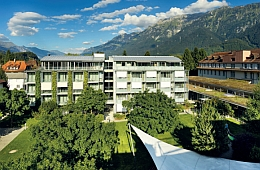 Hotel Artos Interlaken Switzerland - Swiss Methodist Hotels