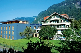 Backpackers Villa Interlaken Switzerland - Swiss Methodist Hotels